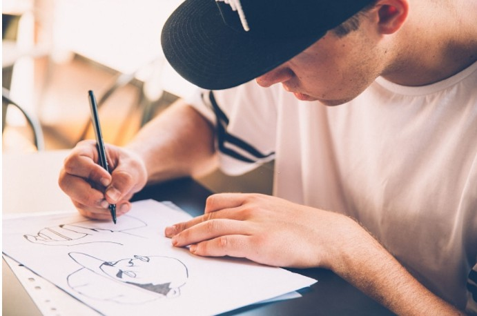 Exclusive drawings of people that you can easily master